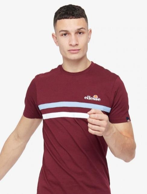 hottershop Ellesse Camiseta Aprosio Burdeos