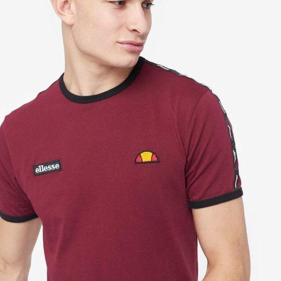 hottershop Ellesse Camiseta Fedora Burgundy
