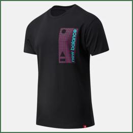hottershop New Balance Camiseta Essentials Terrain Grid