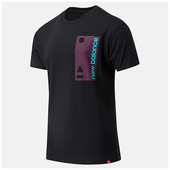 hottershop New Balance Camiseta Essentials Terrain Grid