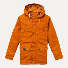 hottershop Revolution 7246 Parka Jacket Orange