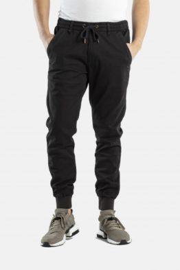 HOTTERSHOP REELL REFLEX RIB PANT BLACK