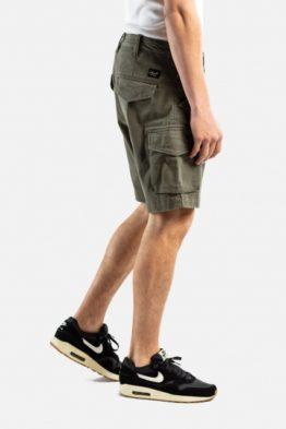 HOTTERSHOP REELL CITY CARGO SHORT ST OLIVE