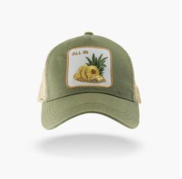 HOTTERSHOP Cocowi gorra piña
