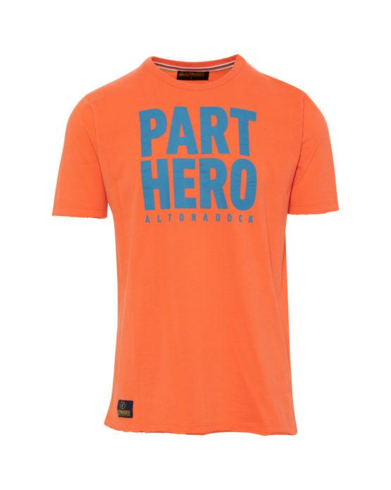 HOTTERSHOP ALTONADOCK Camiseta naranja Part Hero