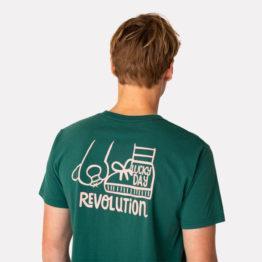 HOTTERSHOP REVOLUTION CAMISETA Regular GREEN