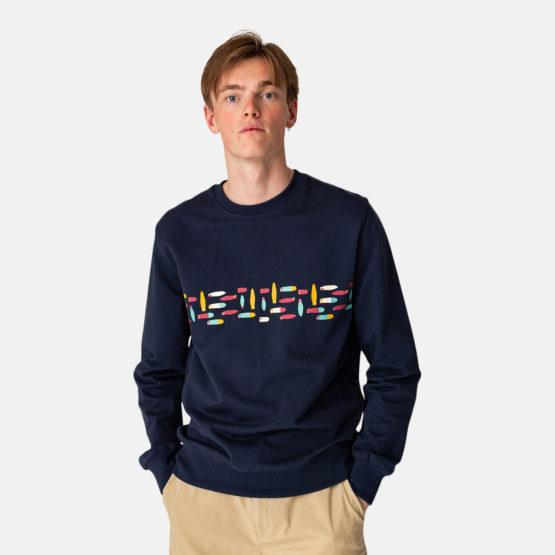 hottershop REVOLUTION Crewneck Navy