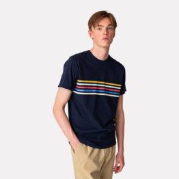HOTTERSHOP REVOLUTION Regular T-shirt NAVY