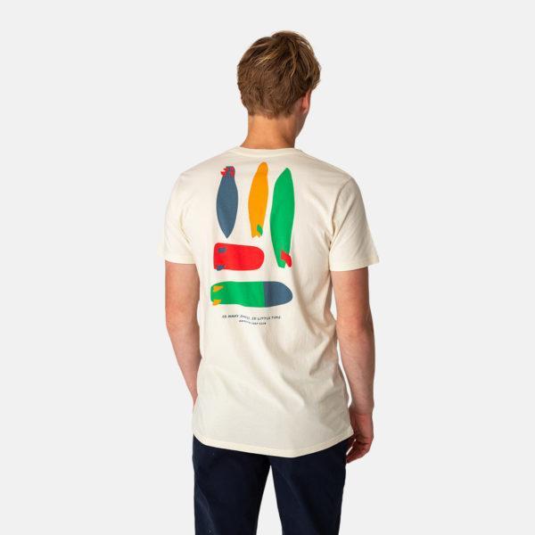 hottershop REVOLUTION Regular T-shirt Offwhite
