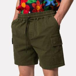 HOTTERSHOP REVOLUTION SHORT ARMY