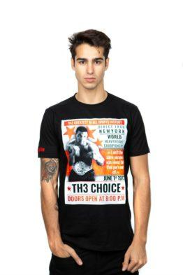 HOTTERSHOP TH3 CHOICE CAMISETA HEAVYWEIGHT