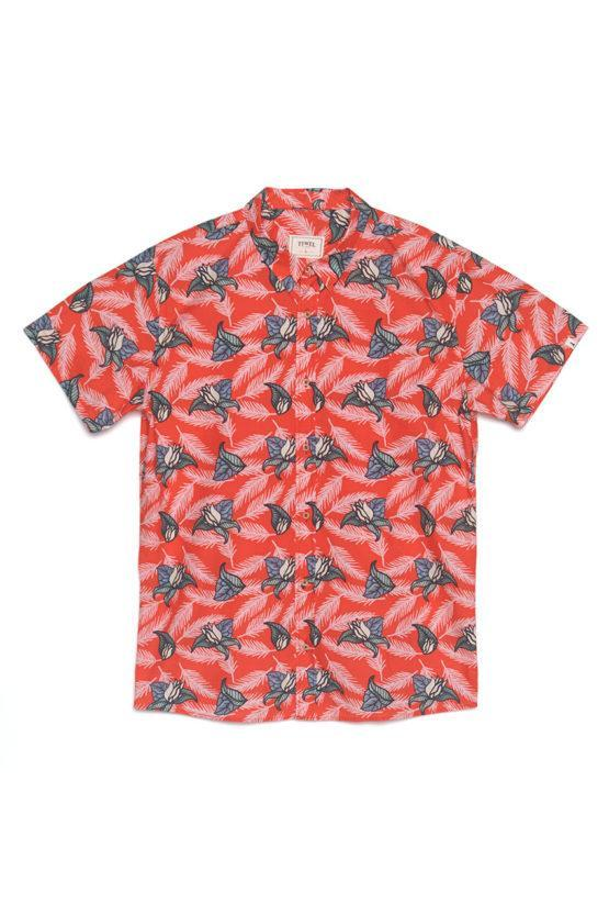 HOTTERSHOP TIWEL Camisa Tokelau