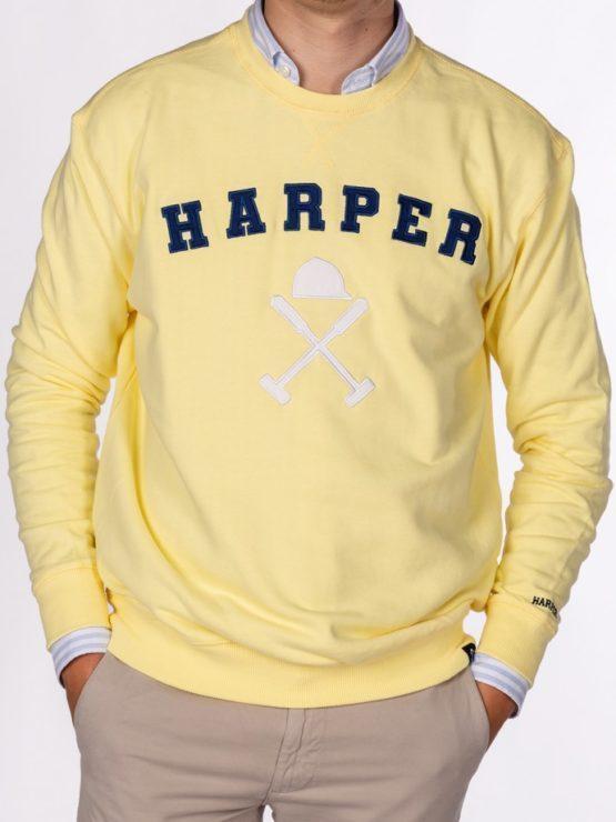 HOTTERSHOP HARPER&NEYER SUDADERA RETRO