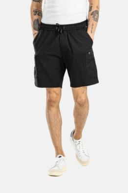 REELL REELL REFLEX EASY CARGO SHORT BLACK