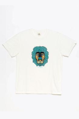 HOTTERSHOP TIWEL Camiseta Think Leo